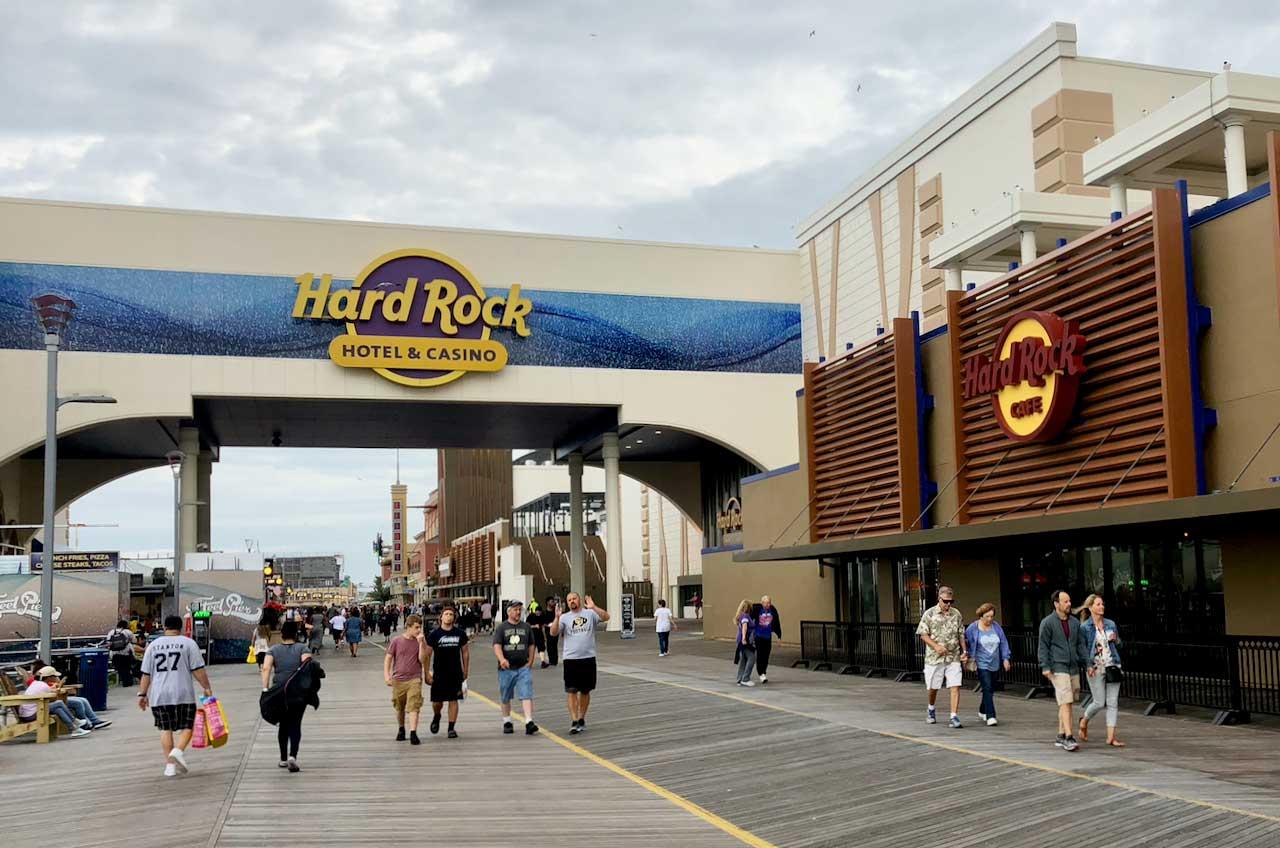 Atlantic City gaming industry casinos