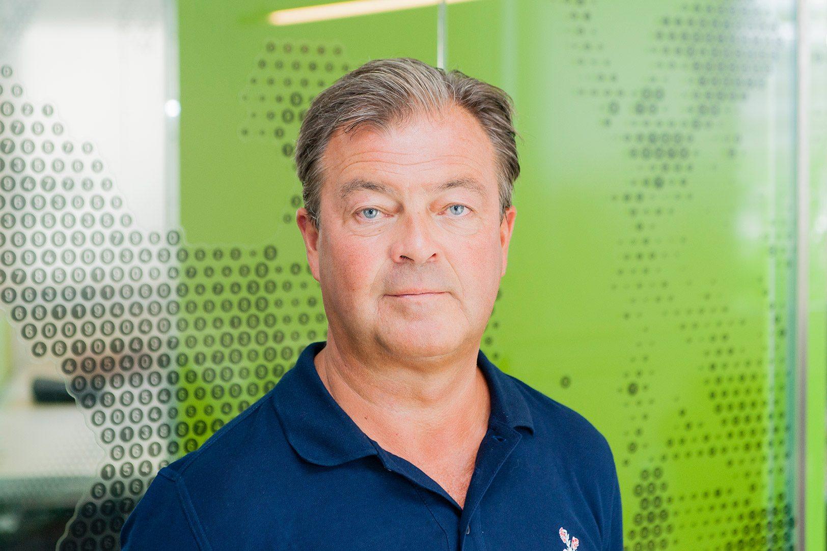 Lottoland CEO Nigel Birrell
