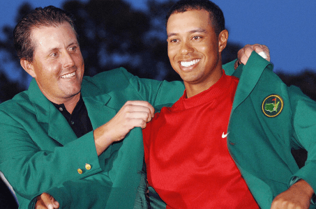 Tiger Woods odds Masters golf