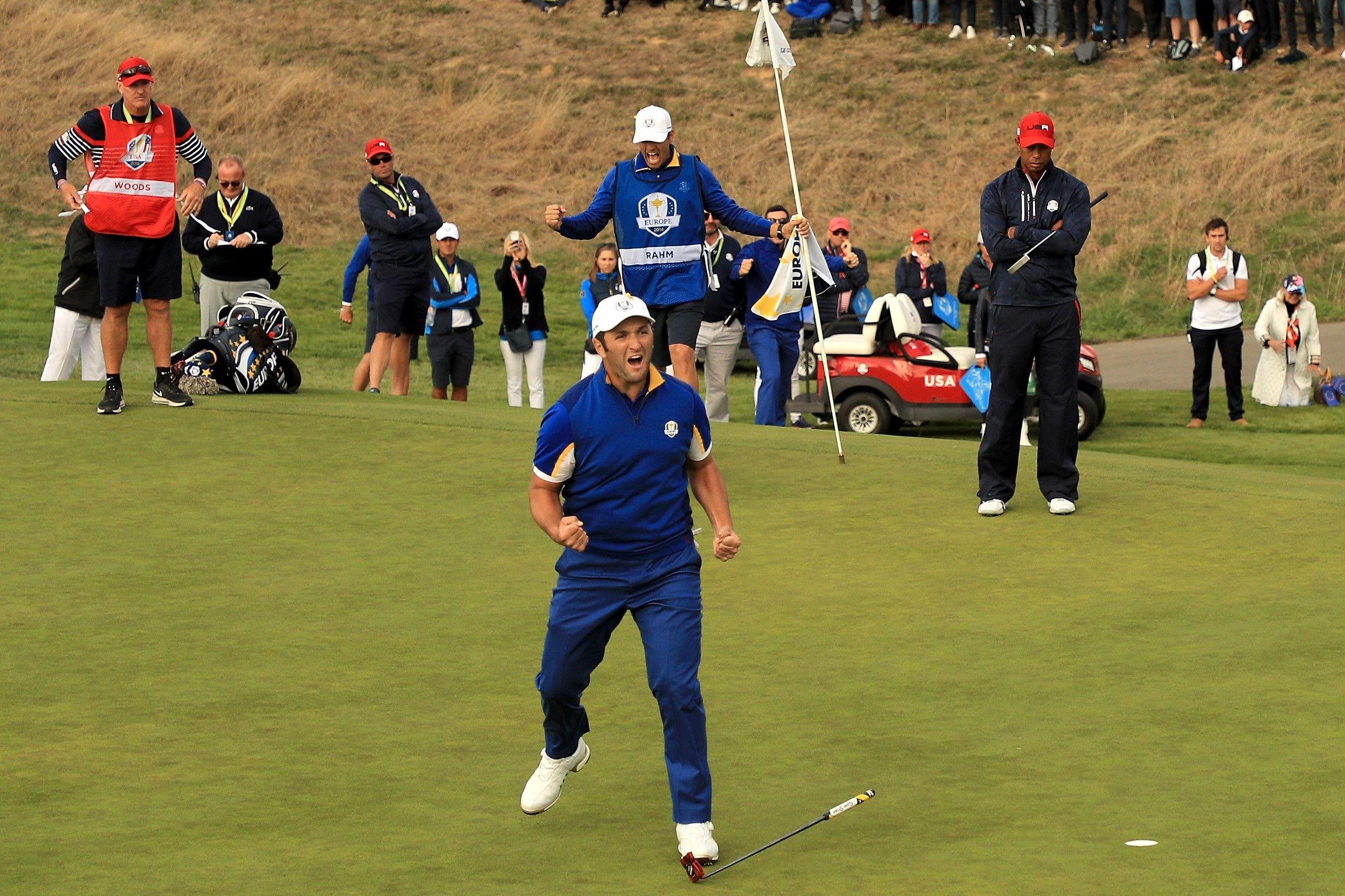 Ryder Cup golf odds
