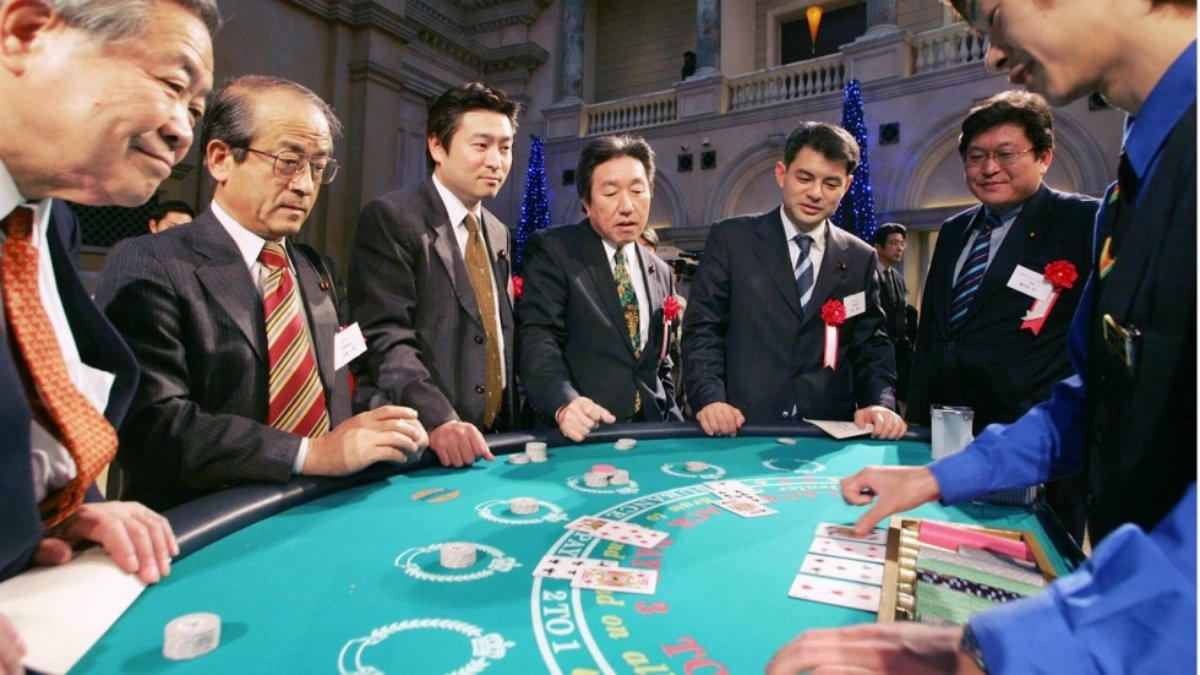 Japan casino integrated resort