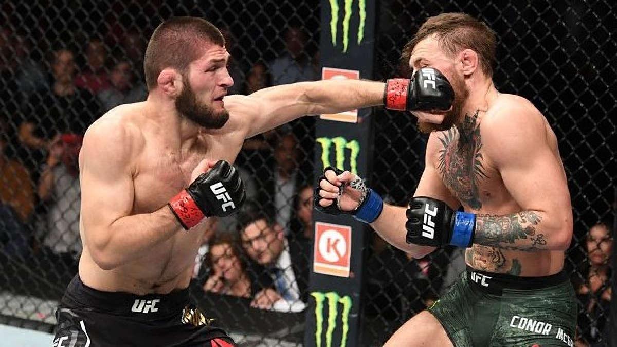 Conor McGregor Khabib Nurmagomedov UFC odds