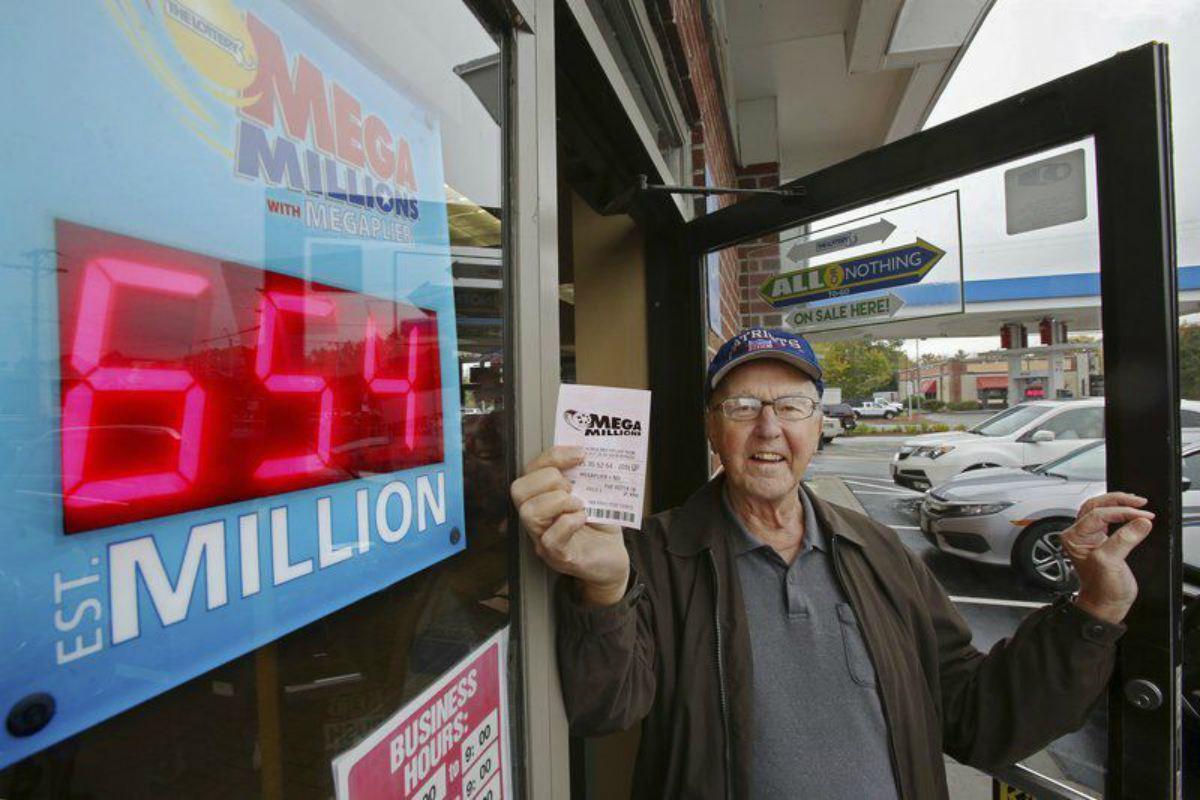 Mega Millions Powerball jackpot lottery