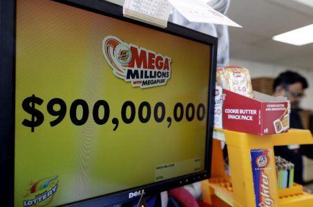 Mega Millions Powerball lottery jackpot