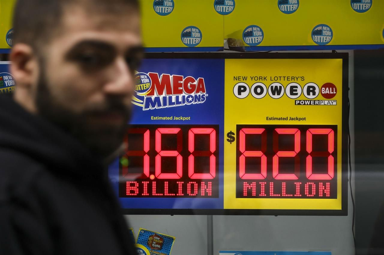 Record 1 53b Mega Millions Jackpot Won In South Carolina