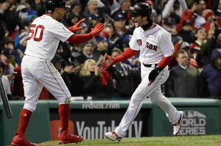 Boston Red Sox World Series odds