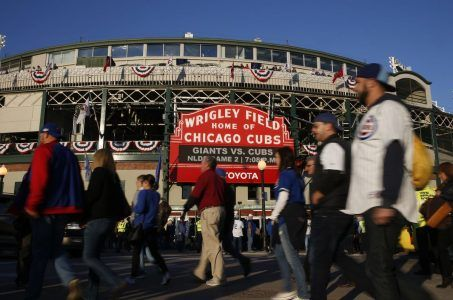 Illinois sports betting Chicago Cubs