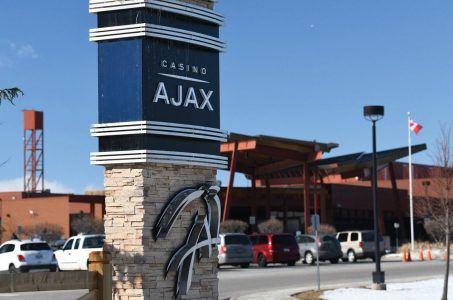 Ajax Downs Casino Ontario