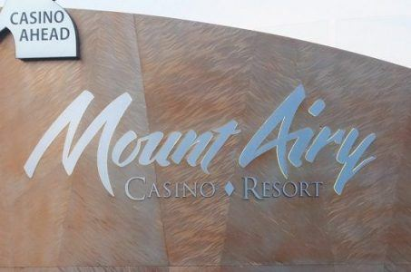Mount Airy Casino Pennsylvania satellite