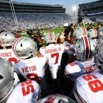 Ohio State National Championship Odds Shorten Following Win Over Penn State
