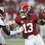 Alabama No.1 in College Football Playoff Rankings as Tua Tagovailoa Leads Heisman Trophy Race