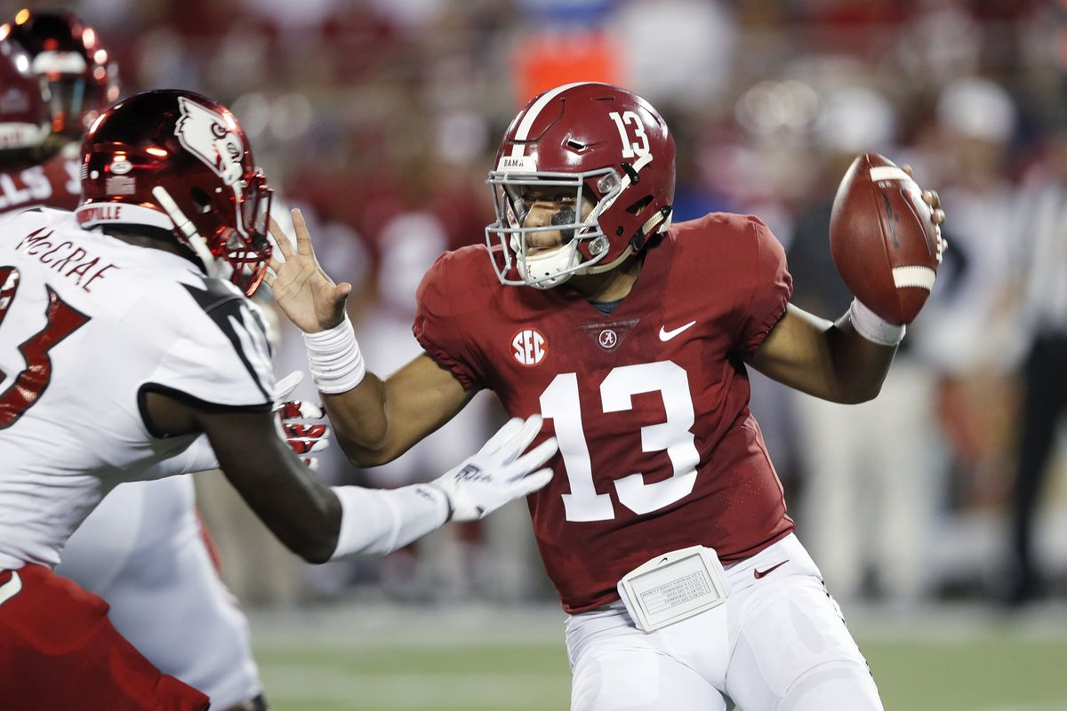 Top 25 College Football Teams Ranked, Tide Still Dominant Title