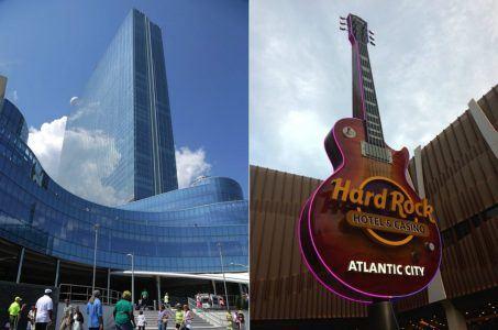 Atlantic City tourism casinos Ocean Resort