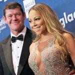 Media Mogul Pal of Depressed Casino Billionaire James Packer Once Grounded Jet to Protect Him from Fiancee Mariah Carey