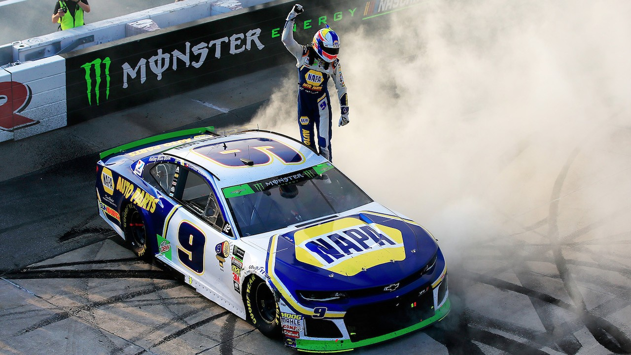 NASCAR to Establish Sports Betting Rules in 2019