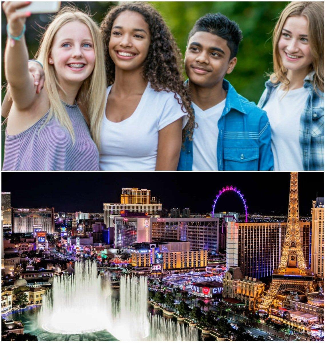 Generation Z Las Vegas casino