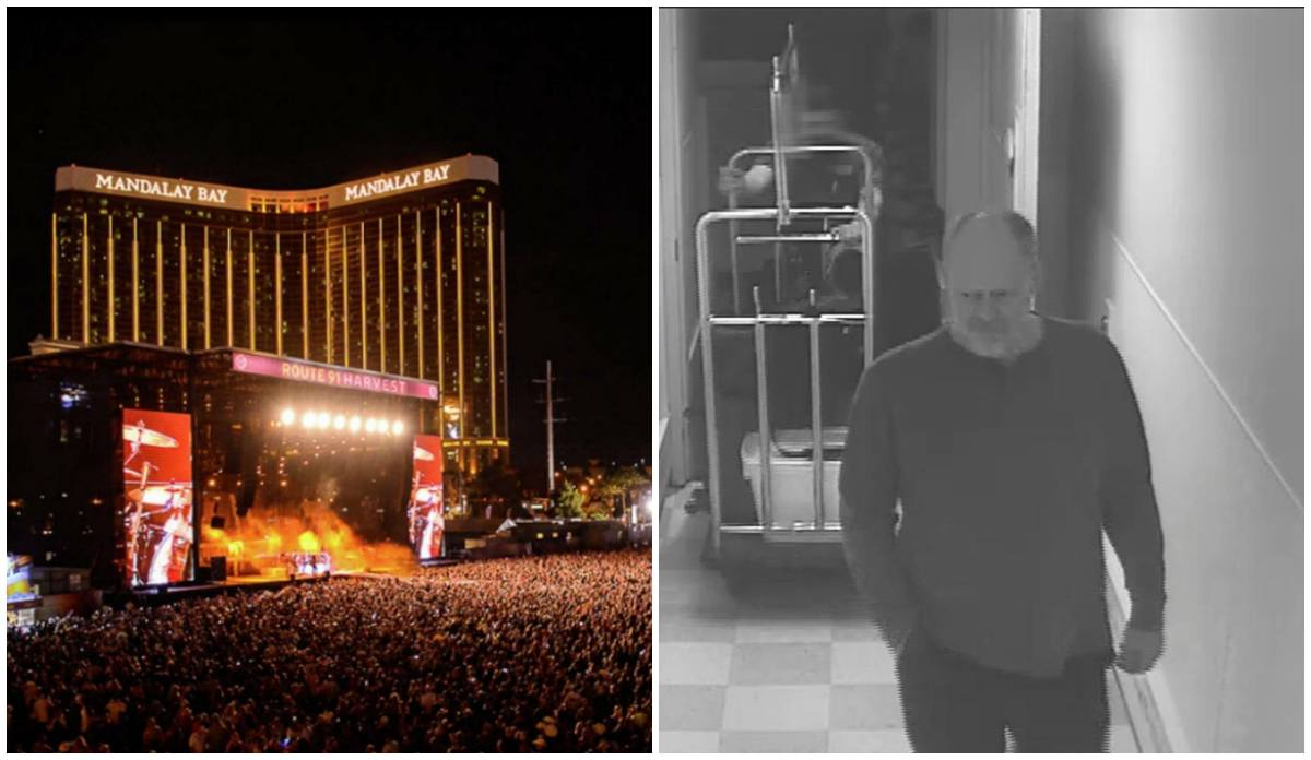 Las Vegas shooter casino security