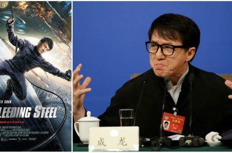 gambling winnings Jackie Chan movie