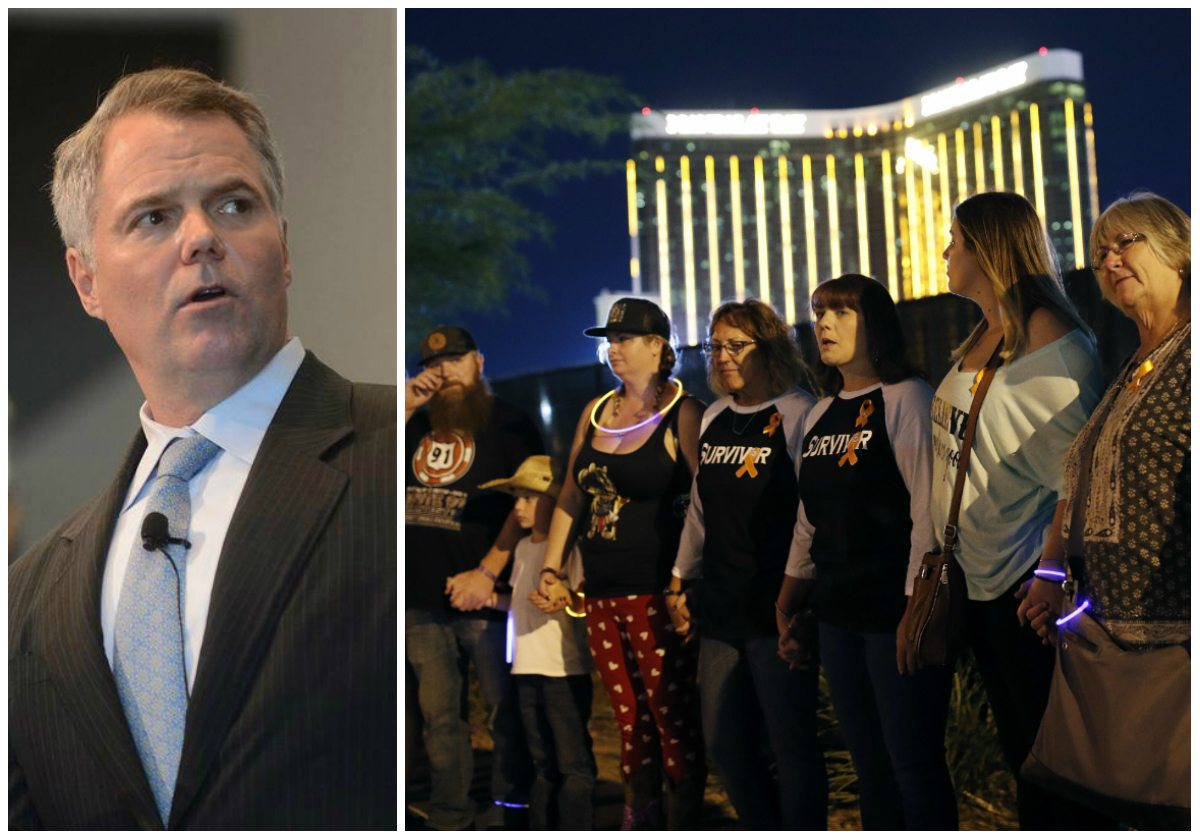 MGM Resorts lawsuit Las Vegas shooting