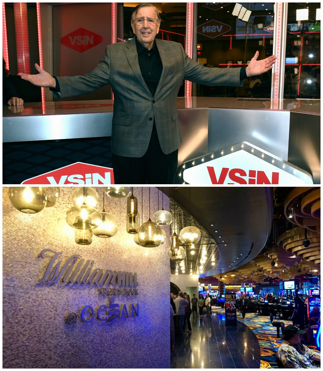 Ocean Resort Casino VSiN sports betting