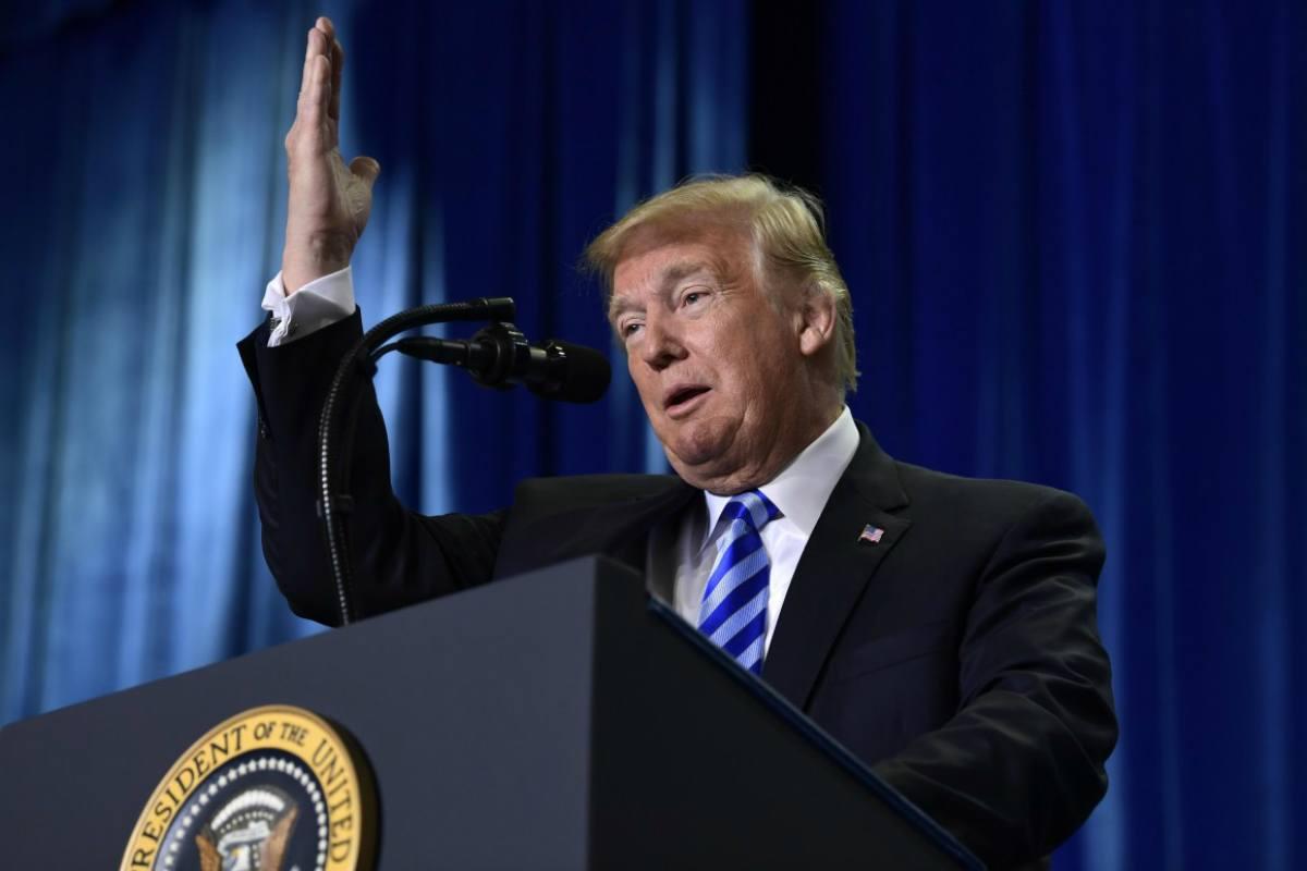 Democrats midterms Donald Trump elections
