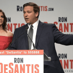 DeSantis Backed by Adelson, Racetracks in Florida Governor Race as Gambling Industry Weighs Into Amendment 3