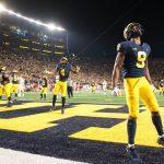 Michigan college football odds