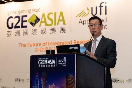 Macau government casinos junket