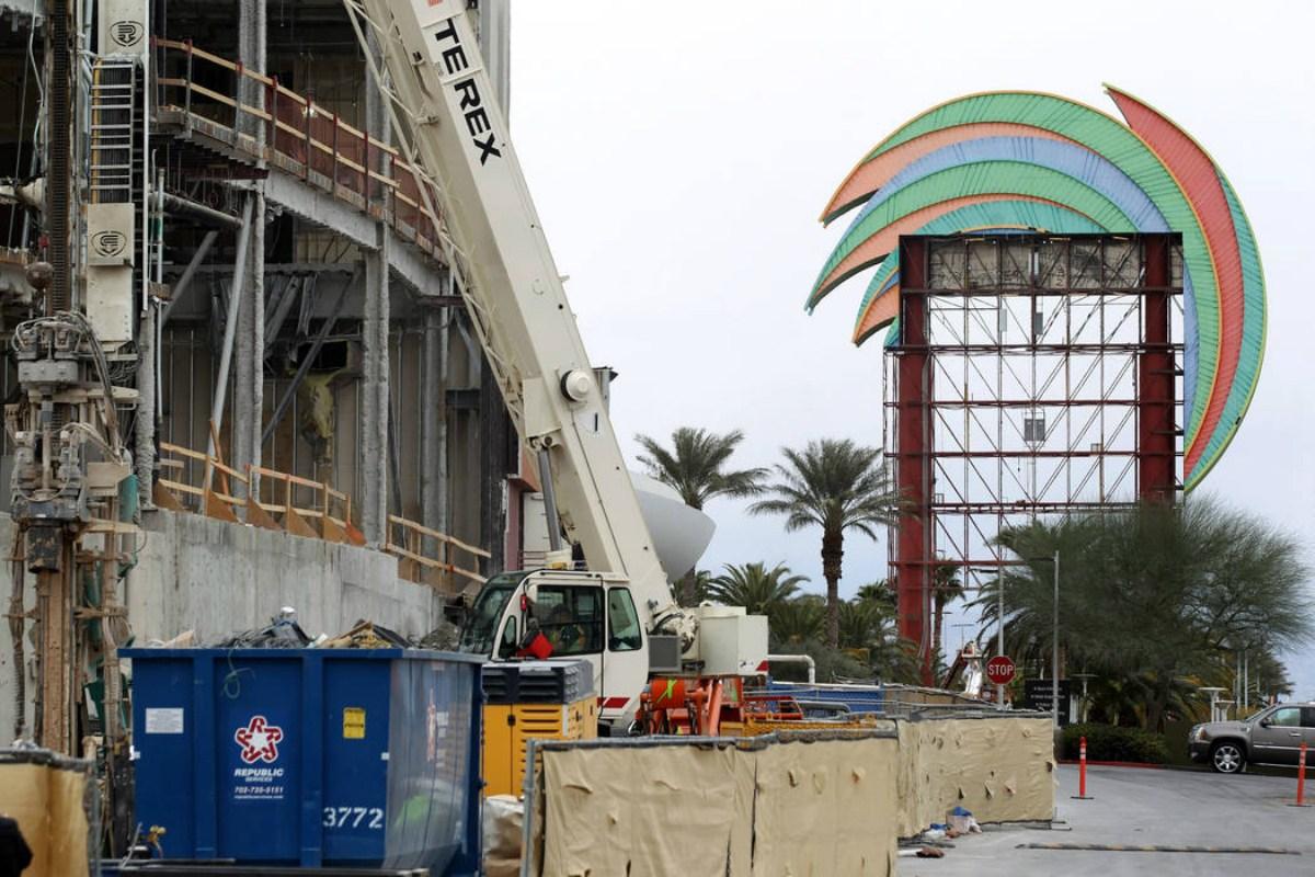 Palms Las Vegas Red Rock Resorts