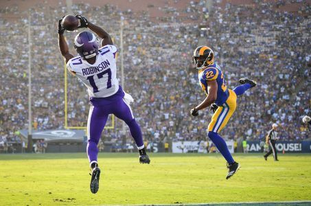 NFL odds Minnesota Vikings football spread