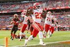NFL odds lines Chiefs Browns