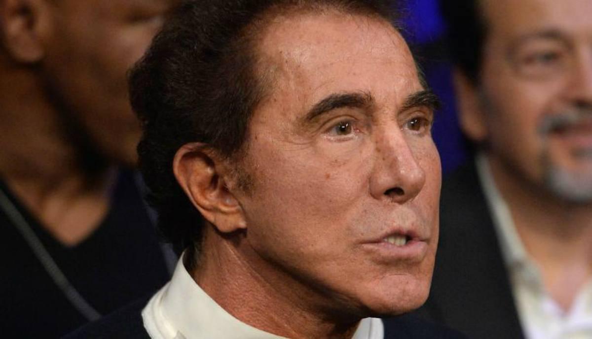 Steve Wynn lawsuit Boston casino