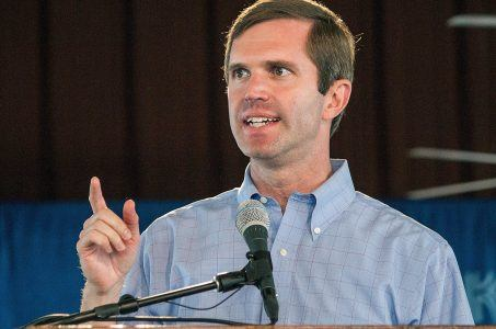 Kentucky pension Andy Beshear casino