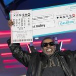 Powerball jackpot winner Robert Bailey