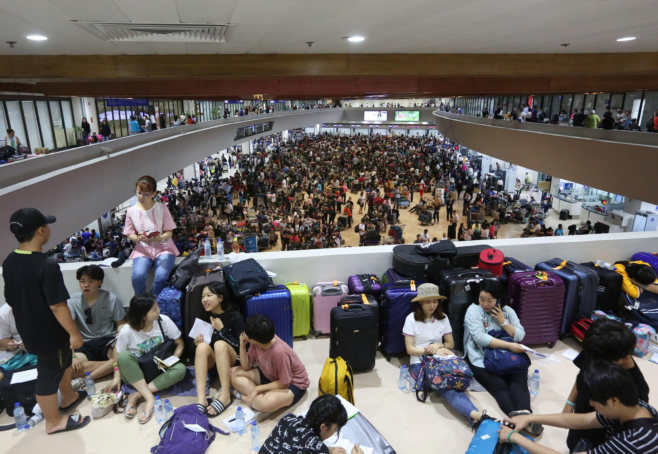 Philippines casinos Manila airport