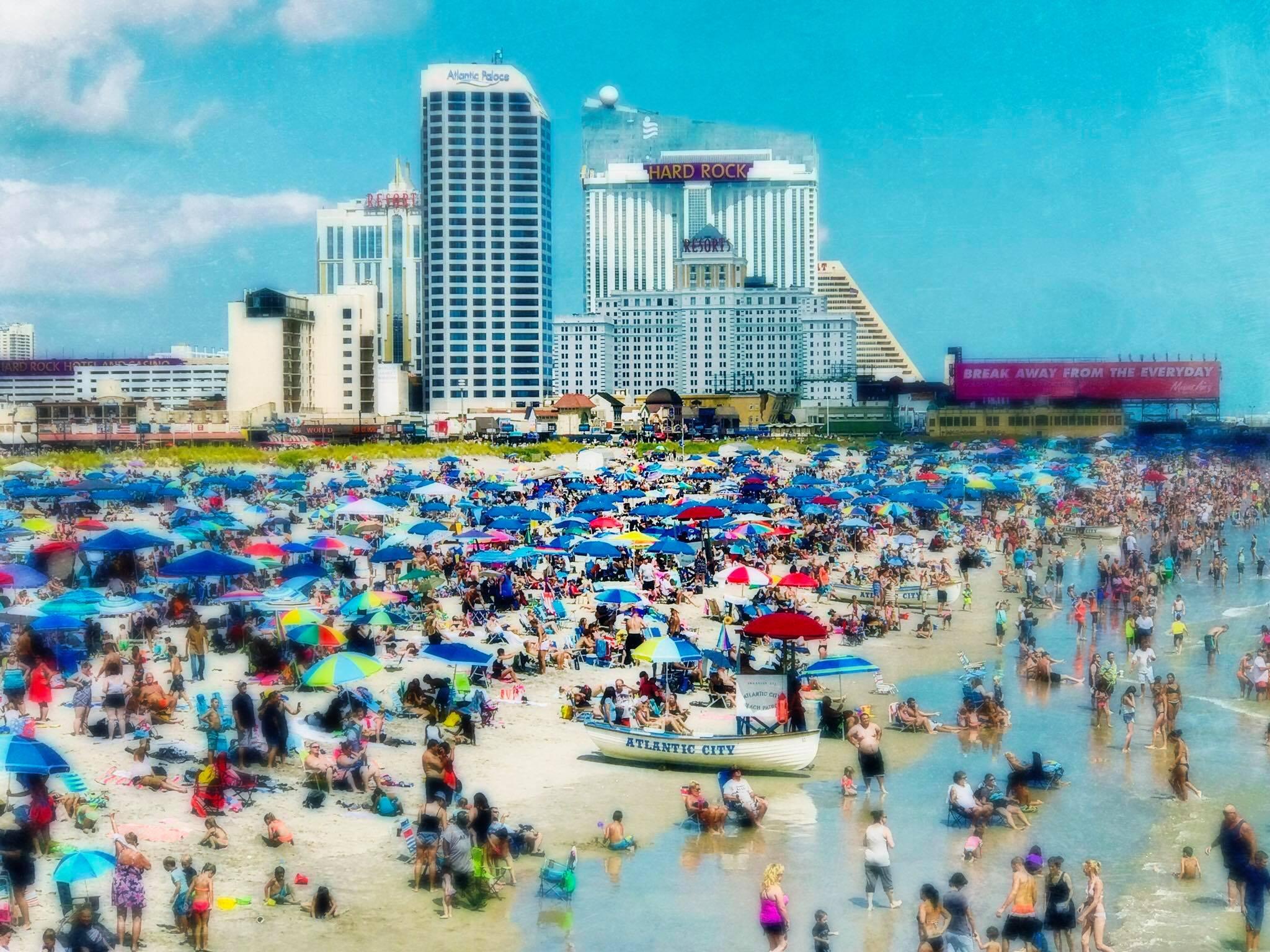 Atlantic City casinos gambling profit