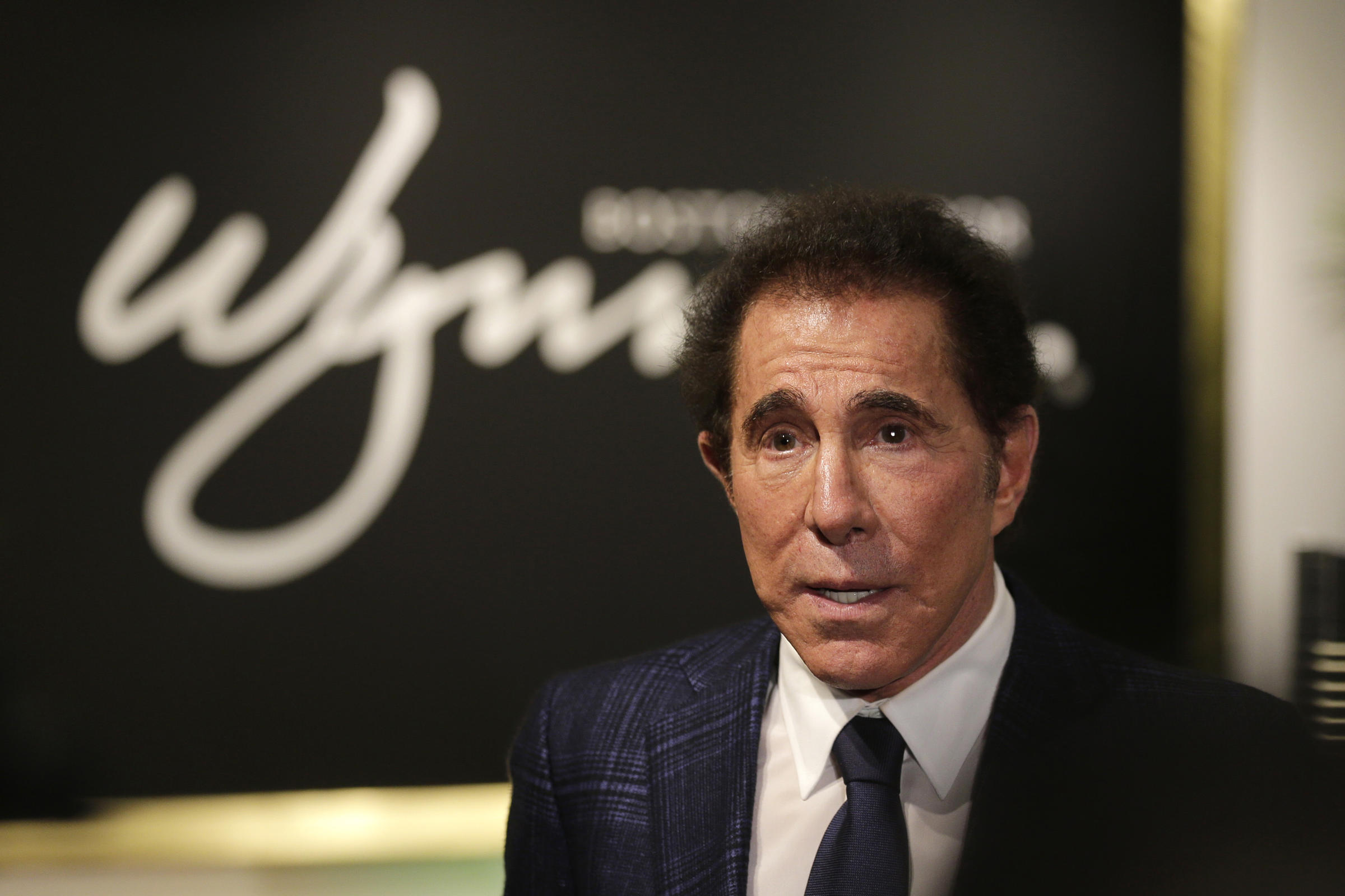 Steve Wynn sexual misconduct case