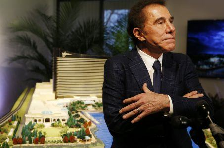 Steve Wynn 2018 sexual misconduct scandal