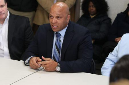 Atlantic City Mayor Frank Gilliam fight
