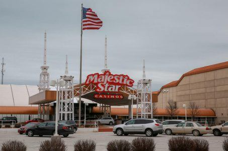 Majestic Star casinos Indiana riverboat gambling