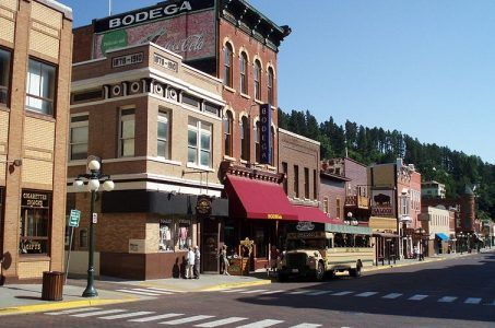 Buffalo Bodega casino Deadwood SD