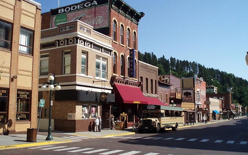 Buffalo Bodega casino Deadwood SD
