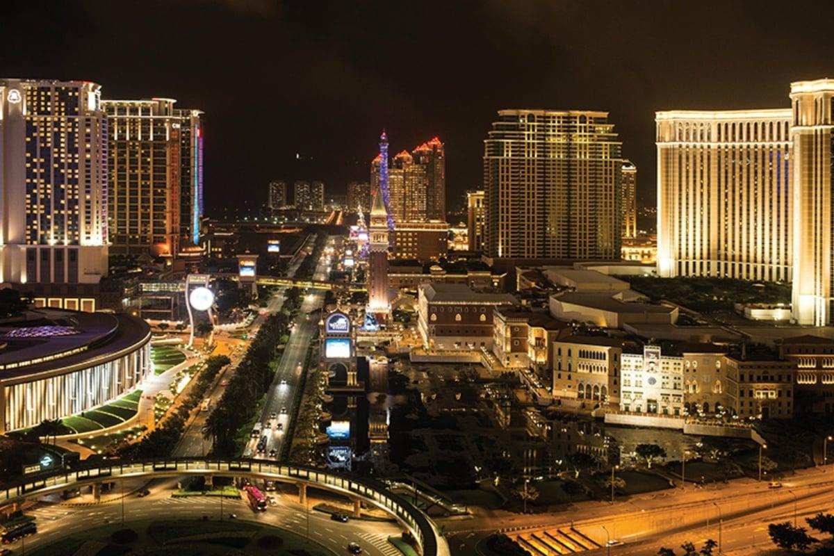 Fitch Ratings Macau casino revenue