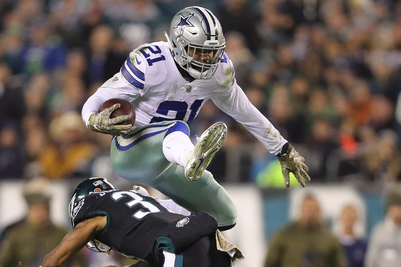 Thanksgiving Football Matchups Put Nfl Divisional Rivals To The Test