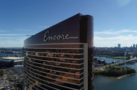 Mohegan Sun Encore Boston Harbor