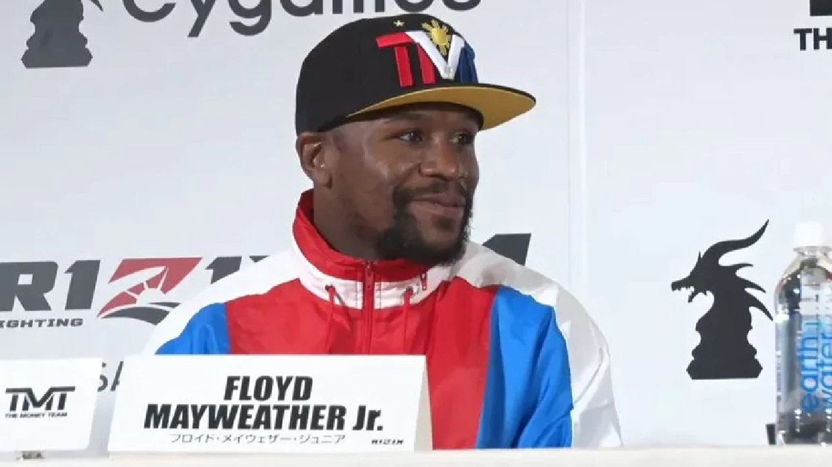 Floyd Mayweather Japan Fight
