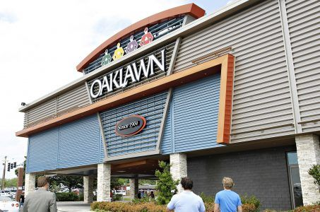 Oaklawn horse racetrack Arkansas casino