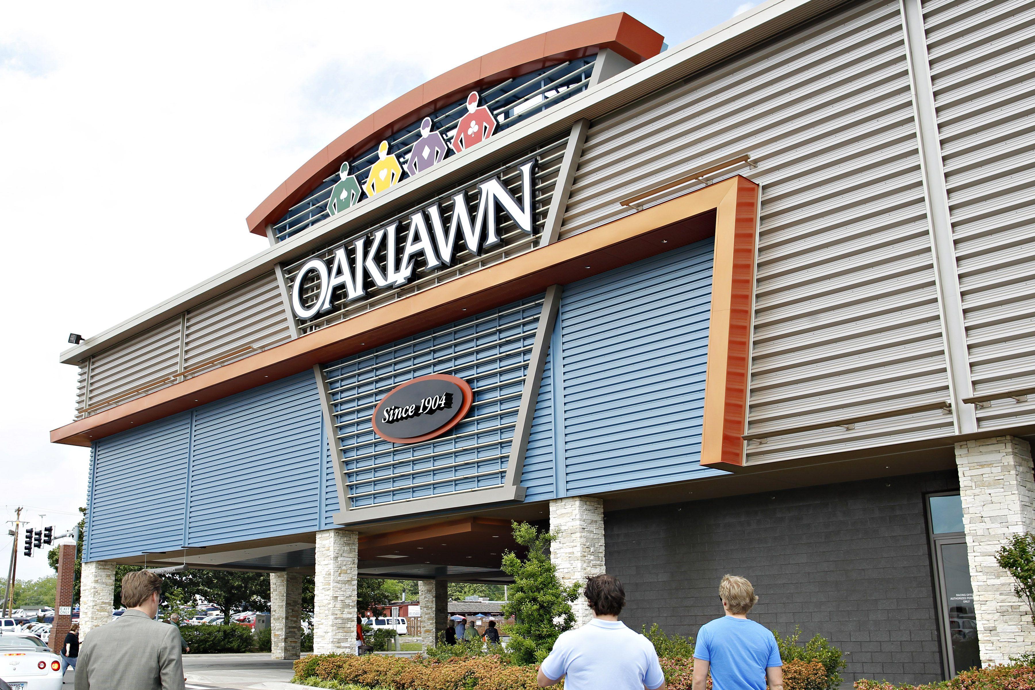 Oaklawn horse racetrack Arkansas casino