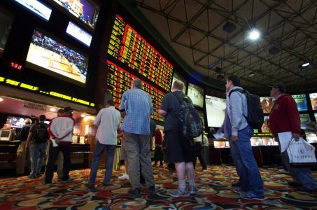 Nevada sportsbooks record