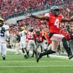No. 10 Ohio State Opens as Underdog in Rivalry Game Against No. 4 Michigan